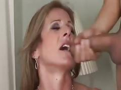 Mom seduces younger guy 2
