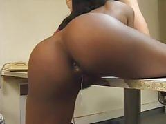 ass-fuck, ass-fucking, black, european, ethiopian, somali, bagheera, military, uniform, booty-butt, big-tits, hairy, bush