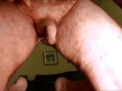 cock, toy, precum, uncut, foreskin, aneros