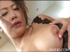 masturbation, asian, big tits, hairy pussy, solo, pussy, toys, milf, hd, asian japanese milf oriental, busty, japanese, masturbating, mom, naked, trimmed pussy, vibrator
