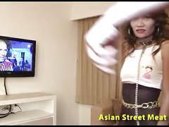 Asian ass fuck ngaingai anal