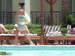 blonde, public, hotel, czech, outside, reality, vacation, swimming, babes, swimming area, brunettes, leony aprill, zuzka, lexxis, porn weekends, wtf bucks