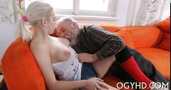 Old lover fucks  pussy
