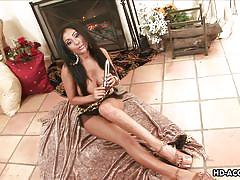 milf, indian, big tits, high heels, solo, masturbation, dildo, black hair, on floor, dildos hd, priya anjali rai