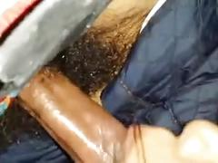 Japanese girl blowjob in the car