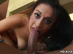 Rikki white fucked from behind!