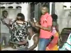 Mombasa women strip tease in unyago!