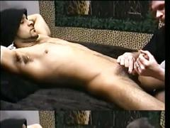 Franco seduced and sucked dry on cam