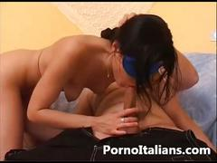 Amatoriale italiano reale! vero pornazzo casalingo! italian amateur real