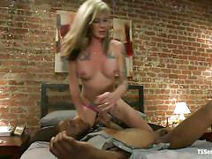 interracial, domination, moaning, tattooed, from behind, gay blowjob, gay anal, tranny milf, blonde shemale, morgan bailey, kris lorenzo, ts seduction, kinky dollars