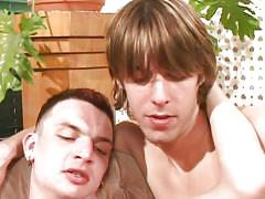 threesome, big cock, blowjob, twink, couch, gays, undressing, shaved dick, shawn, impossible gay cocks, gay tronix