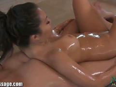 asian, blowjob, massage, balls massage, body sliding, japanese, nuru, oil, sloppy blowjob