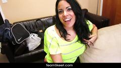 Teamskeet january 2013 best hardcore teen videos...