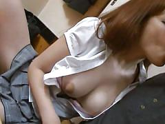 milf, asian, public, restaurant, exhibitionist, sexy tits, rubbing cock, brown haired, tits groping, azusa maki, japanese flashers, idol bucks
