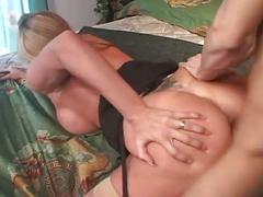 Big tit milf has her way