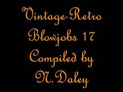 Vintage-retro blowjobs 17