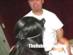 Tijuana midget fucks hairy pussy p2