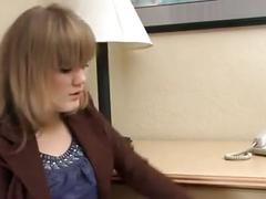 Young hairy emma frost spend stressful day with masturbation