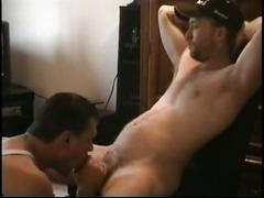 Johnny seduced and fucked hard in ass