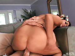 Filling a tight hot pussy