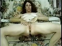 Granny begs for a creampie