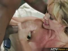 Interracial cuckold with shayla laveaux