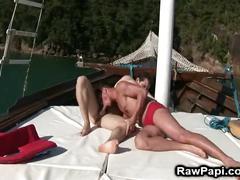 Muscular bareback latinos gays