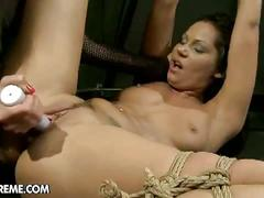 Lesbian bdsm for hot beauties