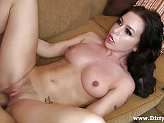 Lusty adriana gets pounded hard