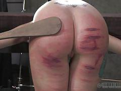 milf, blonde, bdsm, big ass, spanking, vibrator, shackles, painting, bastonnade, bruised, real time, scars, sarah jane ceylon, real time bondage, kinkster cash