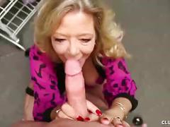 Horny mature slut pov hanjob