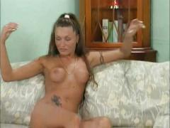 Hot milf and her younger lover 608