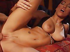 babe, big tits, brunette, pornstar, blow-job, hand-job, shaved, skinny, busty, natural-tits, cumshot, facial, lingerie, heels, orgasm, hungarian