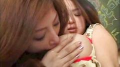 Lesbian breastfeeding compilation