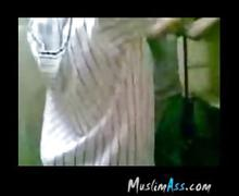 Algerian hidden sex cam