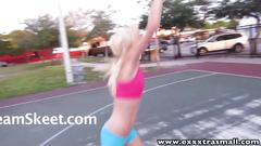Exxxtrasmall petite skinny small teens getting...