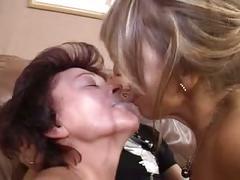 Gerda mature threesome ffm