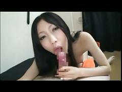 Akari creampie after shower