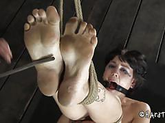 Girl on girl bdsm