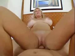 Big tits milf