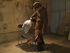 milf, spanking, asian, punish, domination, military, brunette, wierd, on chair, prison cell, mouth fucking, wierd japan, idol bucks