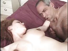 Pretty pussy preggo gets laid