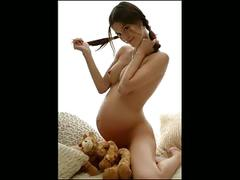 Beautiful pregnant girls slideshow