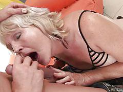 Horny granny gets licked and licks @ i was 18 50 years ago #09