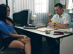 small tits, pussy licking, brunette, office sex, flashback, digital playground, melanie rios, sophia lomeli, vicki chase, kayden kross