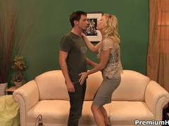 Mating of milf holly sampson