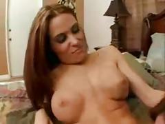 Hot mother teaching not her daughter