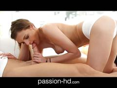 Passion-hd skinny blond 20yo coed fucks big cock