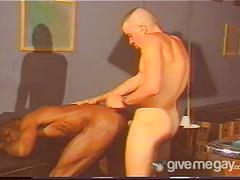 Anal killing black cocks in hot orgy
