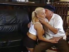 Teen fuck old man